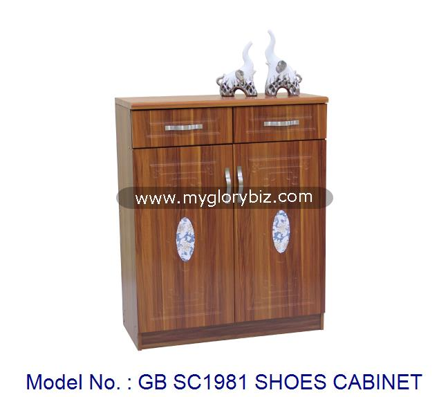 GB SC1981 SHOES CABINET